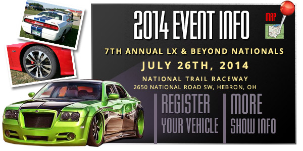 2014 lx and beyond nationals event details